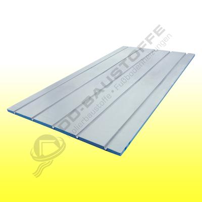XPS 350 Fußbodenplatte 16 mm (für 12 mm Rohr)