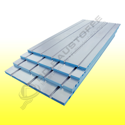 XPS 350 Trockenbau Fußbodenheizungs-Set