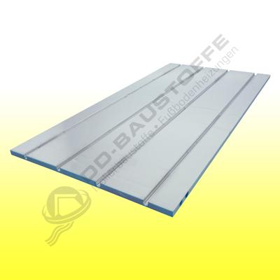 XPS 350 Fußbodenplatte 19 mm (für 16 mm Rohr)
